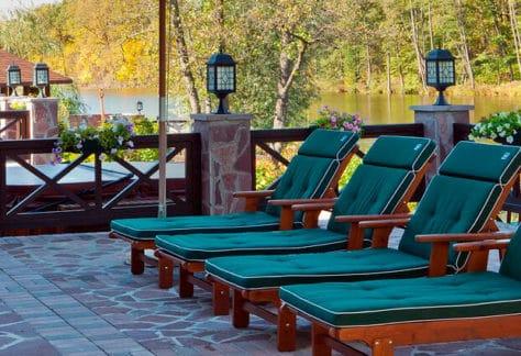 Загородный отель ГРУМАНТ Resort & SPA, недалеко от Москвы, Тульская область
