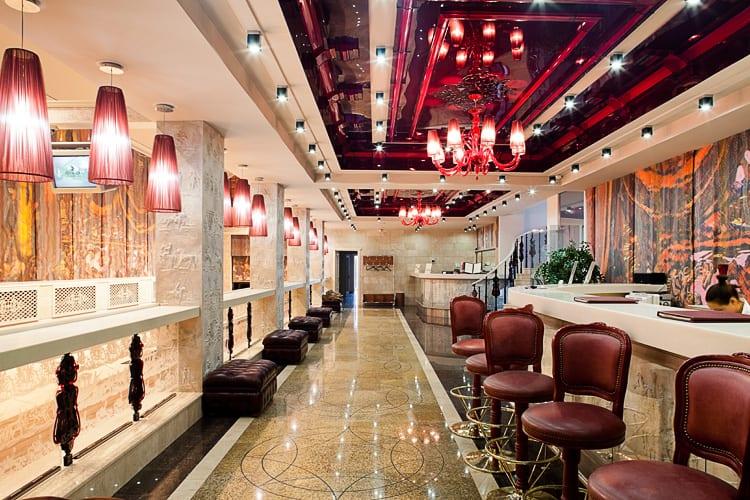 Боулинг в загородном отеле ГРУМАНТ Resort & SPA, недалеко от Москвы, Тула, д. Грумант