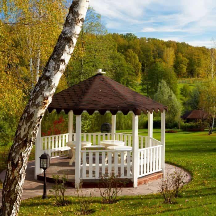Пикники в загородном отеле ГРУМАНТ Resort & SPA, недалеко от Москвы, Тульская область