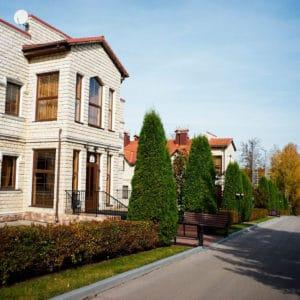 Жилые корпуса в загородном отеле ГРУМАНТ Resort & SPA, недалеко от Москвы, Тула, д. Грумант