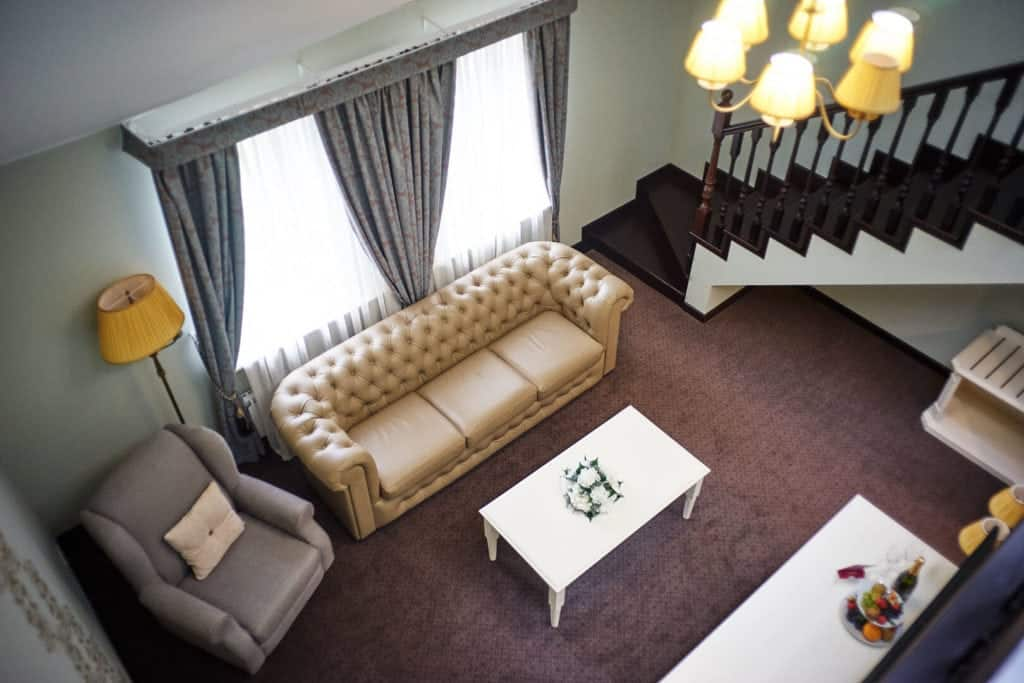 Duplex Двухэтажный в загородном отеле ГРУМАНТ Resort & SPA