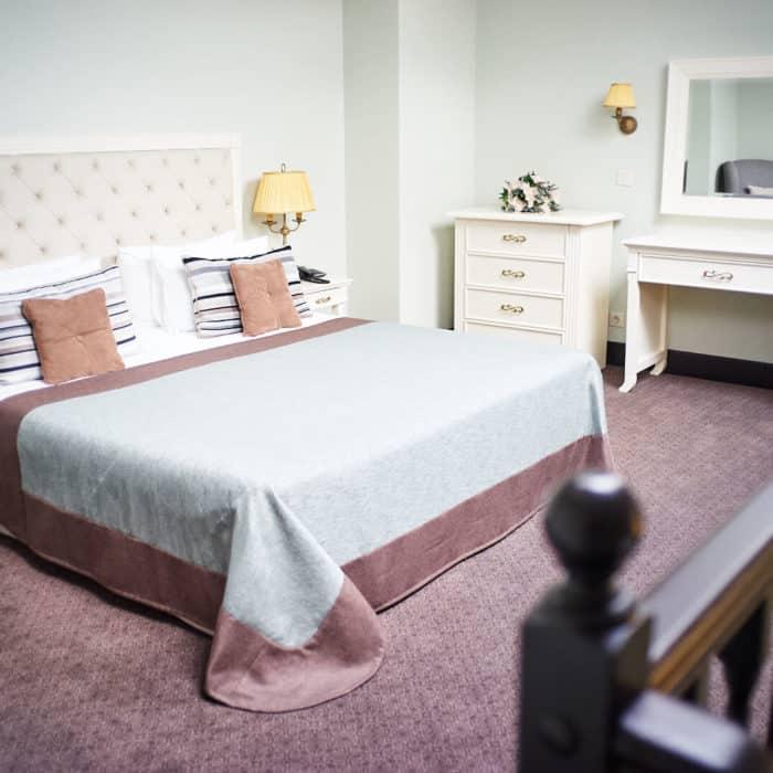 Duplex Двухэтажный в загородном отеле ГРУМАНТ Resort & SPA