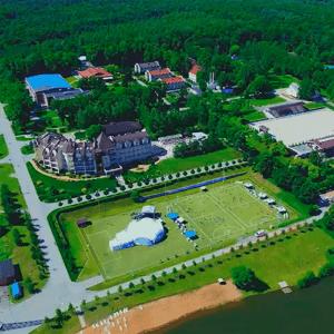Фото территории загородного отеля ГРУМАНТ Resort & SPA, недалеко от Москвы, Тула, д. Грумант