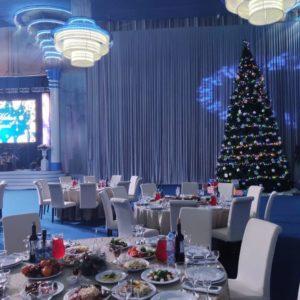 Новогодний кокпоратив в загородном отеле ГРУМАНТ Resort & SPA | Лучший корпоративный отдых недалеко от Москвы, Тула